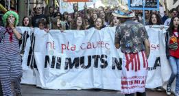 Seis activistas se enfrentan a penas de cárcel por las protestas contra un plan urbanístico