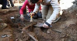 Familiares de fusilados se oponen a la exhumación de una fosa