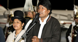 Bolivia acude hoy a las urnas con listas paritarias y Evo Morales como favorito