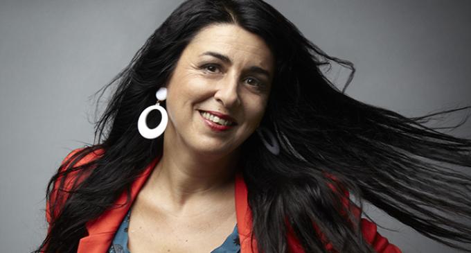 """Amparo Sánchez: """"Hay que empezar por el amor a una misma"""""""