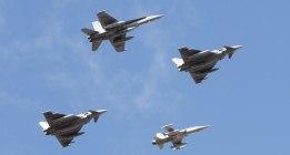 El presupuesto de Defensa crece en más de mil millones pese a no contar con créditos extraordinarios