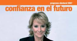 El 13% de los diputados de Esperanza Aguirre en 2007 ha sido imputado
