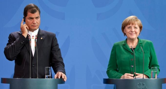 La UE y Correa preparan desde 2011 cómo violar la Constitución de Ecuador