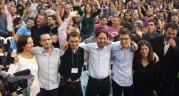 Luis Alegre descarta llegar a un pacto con el PSOE tras las elecciones en Andalucía