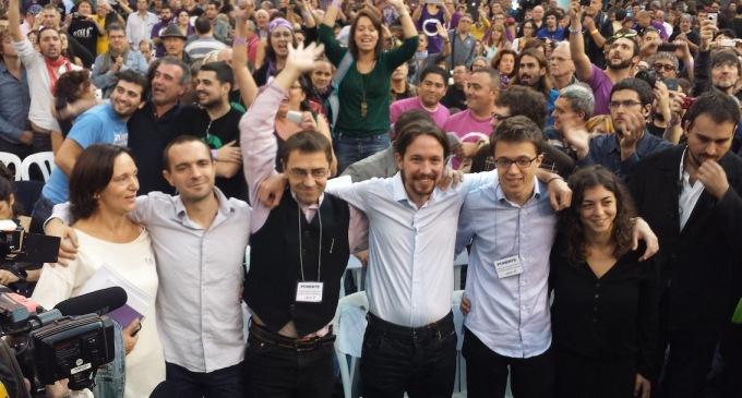 """El equipo de Echenique no se echará a un lado en Podemos """"salga lo que salga"""""""