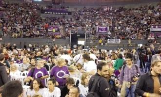 """Tania Sánchez y los suyos sólo podrán """"unir fuerzas"""" con Podemos sumándose al partido"""