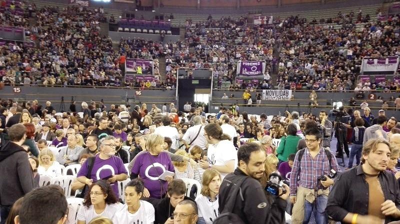 Vistalegre2, Asamblea, Congreso, Podemos