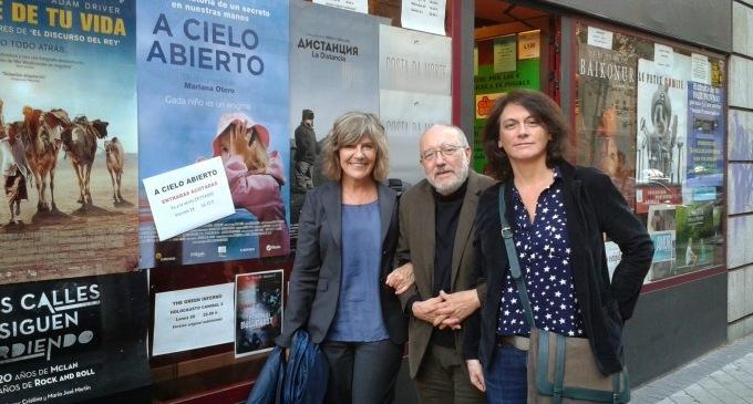 <em>Un encuentro en Madrid con Mariana Otero</em>