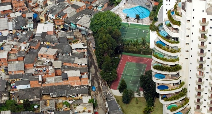 El 1% de la población mundial será más rico que el resto en 2016