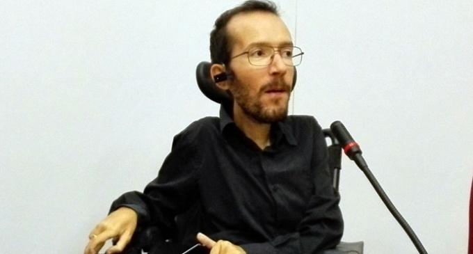 """""""Con la propuesta de Iglesias podemos tener más secretarios generales que el PSOE"""""""