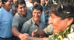 Evo Morales arrasa en las elecciones de Bolivia con cerca del 60% de los votos