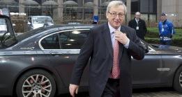 Macarras argumentos, Juncker