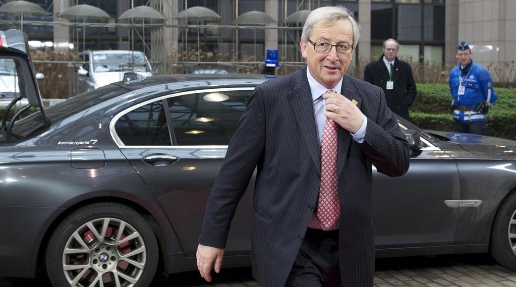 El presidente de la Comisión Europea, Jean-Claude Juncker. | La Marea