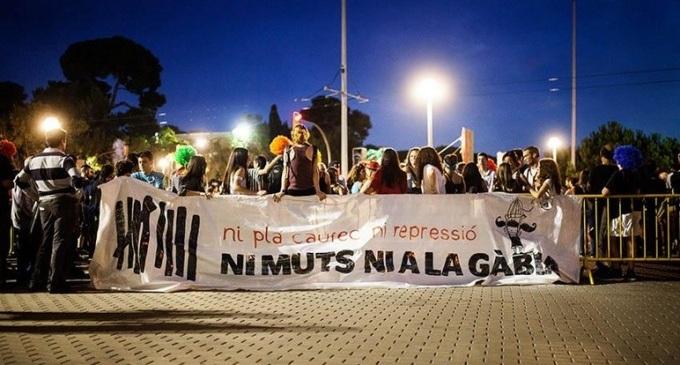 El juez absuelve a todos los activistas encausados por protestar contra el plan Caufec