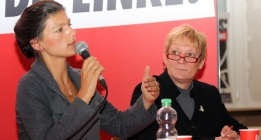 """Wagenknecht: """"Aún hay discriminación 25 años después de la caída del Muro"""""""