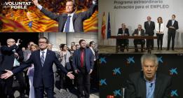 <em>El año político en 5 imágenes simbólicas</em>
