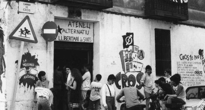 Las 'okupas' cumplen 30 años en España
