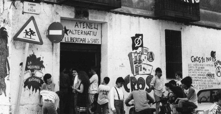 El movimiento 'okupa' cumple 30 años desde su irrupción en España - La Marea