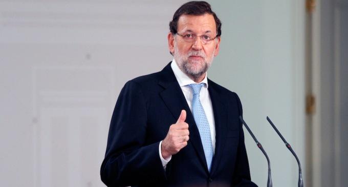 """Rajoy saca pecho por la """"intensísima"""" gestión del PP"""