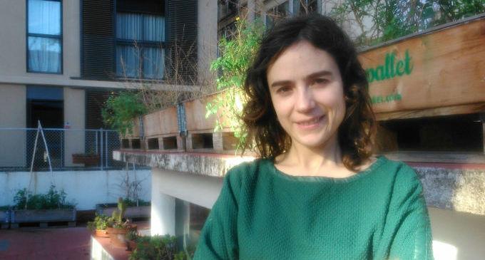 """Gemma Ubasart: """"Creemos que podemos dar la vuelta al tablero político catalán"""""""