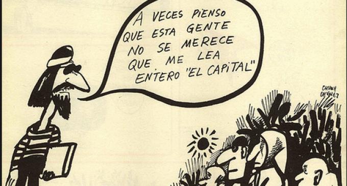<em>El clasismo hipster en Podemos</em>