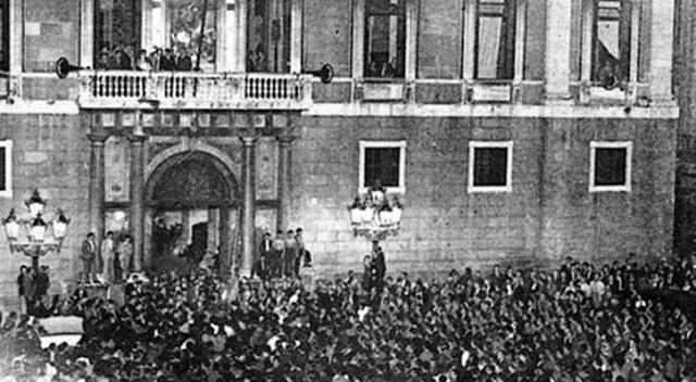 El Congreso declara nulas las sentencias del franquismo con Lluís Companys como símbolo