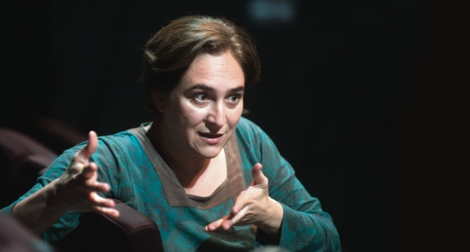 """Ada Colau impulsará un nuevo """"espacio político para el cambio"""" en Cataluña"""