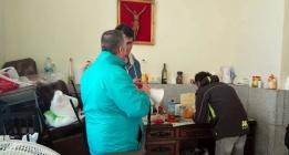 Parados se encierran en una parroquia de Badajoz para combatir la pobreza