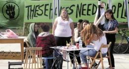 Un colectivo de madres se organiza en Londres contra la gentrificación
