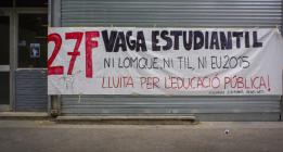 La EU2015: Un paso más hacia la privatización de la universidad pública