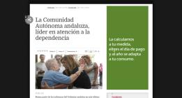 La Junta de Andalucía contrata propaganda encubierta como información