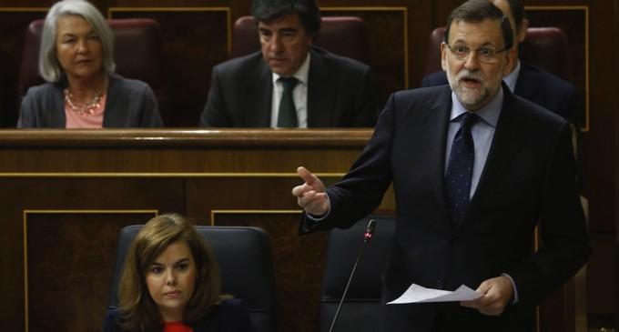 El Congreso debate si cita a Rajoy para hablar de Bárcenas y Gürtel