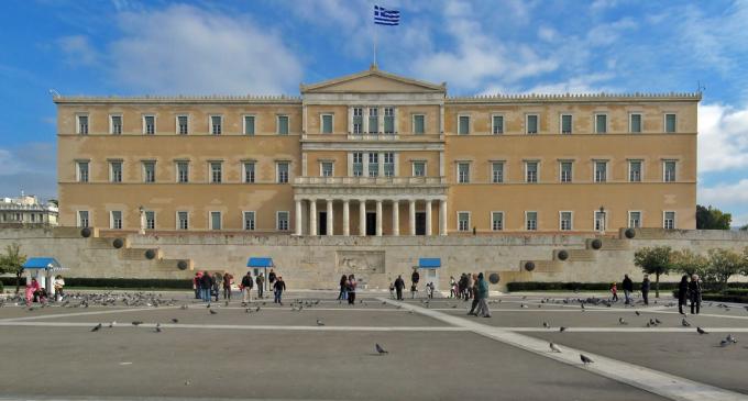 <em>Grecia, a punto de un cambio histórico</em>