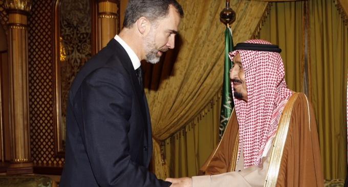 Si nuestra Casa Real apoyara a ISIS