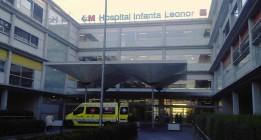 El 16% de las camas que oferta el hospital Infanta Leonor están inutilizables