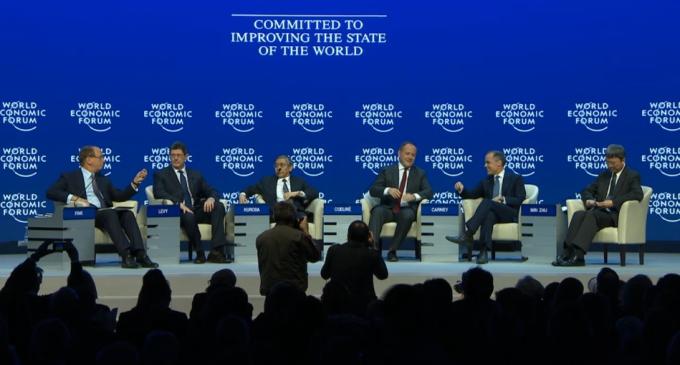 Líderes mediáticos y otras obsesiones de status en Davos