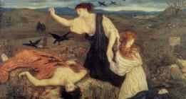 """Nómos, Díke y el """"cadáver animado"""" en la 'Antígona' de Sófocles"""
