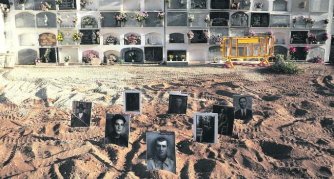 Polémica en Andalucía con la Ley de Memoria