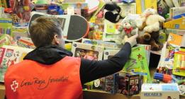 Cruz Roja Juventud necesita 4.000 juguetes más antes del 3 de enero