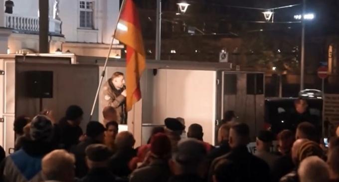 <em> Racismo virtual y real en Alemania </em>