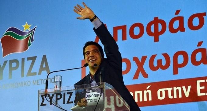 Syriza gana las elecciones en Grecia y sacude Europa