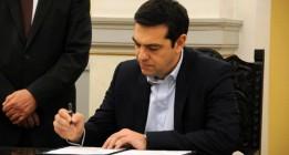 Tsipras dimite y convoca elecciones para el 20 de septiembre