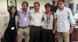 Grecia y Podemos: De la determinación al posibilismo