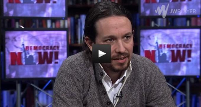 """<em>Del """"demos"""" al """"Podemos"""": levantamientos populares en Grecia y España</em>"""