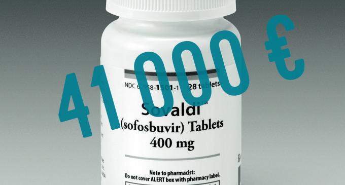 Euskadi cuadriplica su compra del nuevo medicamento para la Hepatitis C