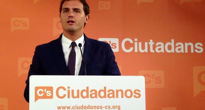 """Ciudadanos, la operación """"Podemos de derechas"""" se consolida"""