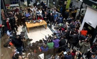 Convocatoria por Madrid se registra como partido