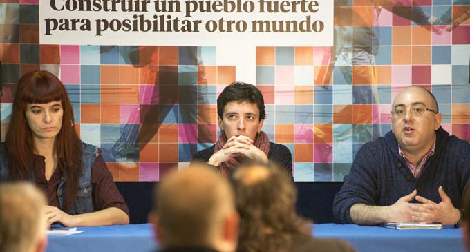 Decenas de activistas reclaman que no se abandone la movilización social