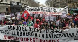 El Sindicato de Estudiantes cifra el seguimiento de la huelga entre el 75 y el 90%