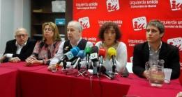 """IU-CM pedirá ir en coalición al """"partido instrumental"""" Ganemos-Podemos"""